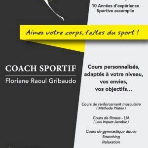 Floriane coach sportif