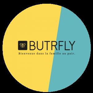 Butrfly.logo au pair